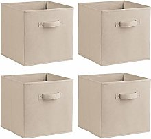 Urban Living Multi Purpose 31cm Cubic Storage Box
