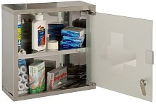 URBNLIVING Wall Mountable Medicine Cabinet (Small)