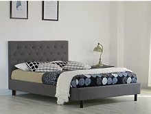 Ursa Upholstered Bed Frame ClassicLiving