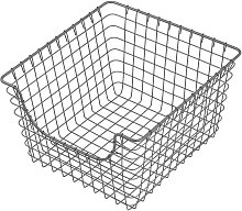 US-003 Metal Wire Pantry Container Food Organizer