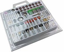 US PRO Tools 216pc Mini Rotary Tools Accessory Kit