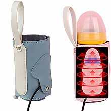 USB Baby Bottle Warmer Bag Portable Travel Bottle