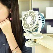 USB clip, 2-speed portable cooling fan, USB fan