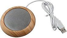 USB Coffee Mug Warmer Coaster, Electric Heat Mug
