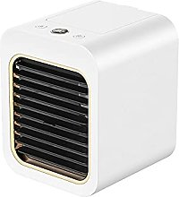USB Desk Mini Fan Air Conditioner Cooler Desktop