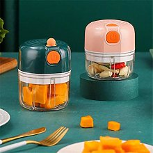USB Electric Food Garlic Vegetable Chopper Grinder