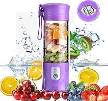 USB Electric Safety Juicer Cup, Fruit Juice mixer,