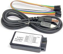 USB Logic Analyzer 24M 8CH Microcontroller ARM