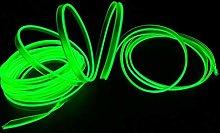 USB Neon Light El Wire Glowing Electroluminescent