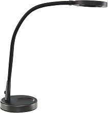 USB-powered 14W magnifying glass lamp LED light