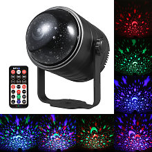 USB Powered Disco Ball Light with Remote Control 6