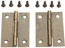 Use Metal Decorative Buckles Inside and Outside