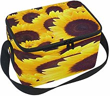 Use7 Beautiful Sunflower Floral Flower Insulated