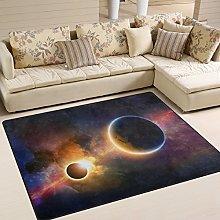 Use7 Scientific Earth Planet Galaxy Nebula Area