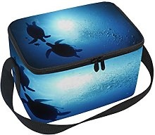 Use7 Underwater World Sea Turtle Family Insulated