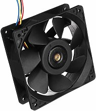 UseMost 120mm 6000RPM 4Pin Cooling Fan Cooler For