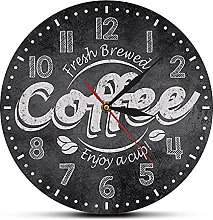 Usmnxo 12 inches frameless brewing coffee to enjoy