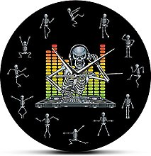 Usmnxo 12 inches frameless DJ mix music party wall