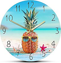 Usmnxo 12 inches frameless pineapple and