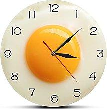 Usmnxo 12 inches frameless sunny side fried eggs