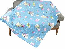 USTIDE Baby Kids Quilts Cover Baby Blanket for