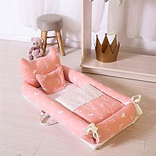 USTIDE Baby Lounger and Baby Nest Co Sleeping Baby