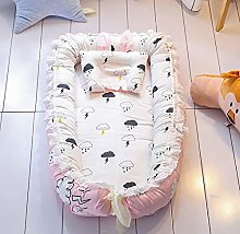 USTIDE Baby Lounger for Newborn Baby Bassinet