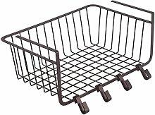 Utensil Holder/Dish Racks Cabinet Hanging Basket