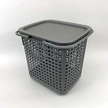 Utility - Stacking Storage basket with lid - large