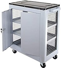 Utility Vehicle Durable Mesh Tool Chest Heavy Duty
