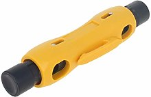 Utoolmart 120mm Coaxial Cable Stripper Double
