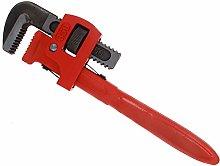 Utoolmart 14inch Heavy-Duty Straight Pipe Wrench