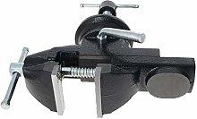Utoolmart 50mm Mini Table Vise Woodworking Iron