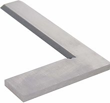 Utoolmart Beveled Edge Square Ruler 125mm x 80mm