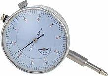 Utoolmart Dial Indicator 0-5mm 0.01mm Accuracy