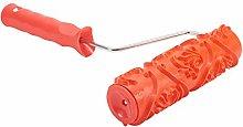 Utoolmart EG156T Embossed Crack Paint Roller Tool
