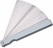 Utoolmart Manganese Steel Feeler Gauge 20 Blades