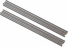 Utoolmart Round Steel Rod, 3mm HSS Lathe Bar Stock