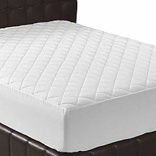 Utopia Bedding Quilted Fitted Mattress Pad -