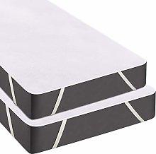 Utopia Bedding Terry Waterproof Mattress Protector