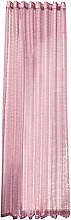UULIKE--Curtains 1 Pcs Lattice Tulle Blackout Room