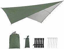 Uuty Rain Fly Tent Tarp,Waterproof