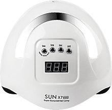 UV LED Nail Lamp 180W Nail Dryer Polish Light with