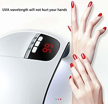 UV LED Nail Lamp, Terresa 45 Watt Faster Nail
