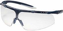 Uvex Super Fit Safety Work Glasses - Transparent