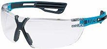 Uvex X-Fit Pro Safety Work Glasses - Transparent
