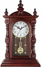 UWY Desk Clock Grandfather Clock Table Clocks for