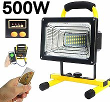UWY LED 500W 6000LM Work Lights Portable