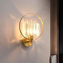 UWY Modern Nordic Wall Light Copper Elegant Wall