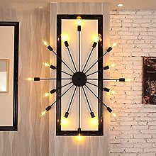 UWY Wall Lamp Industrial Retro Wall Light Antique